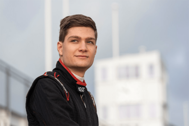 Bart Horsten is staying in BRDC British F3 for 2021, moving to Hitech GP