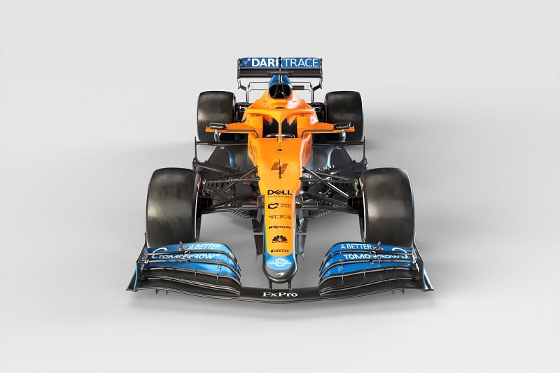 McLaren to Race without any Mercedes-Benz Branding on their MCL35M - The Checkered Flag