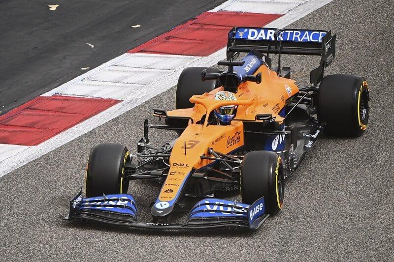 "Daniel Ricciardo: ""We're aiming to leave here feeling ready to go for the Bahrain Grand Prix"""