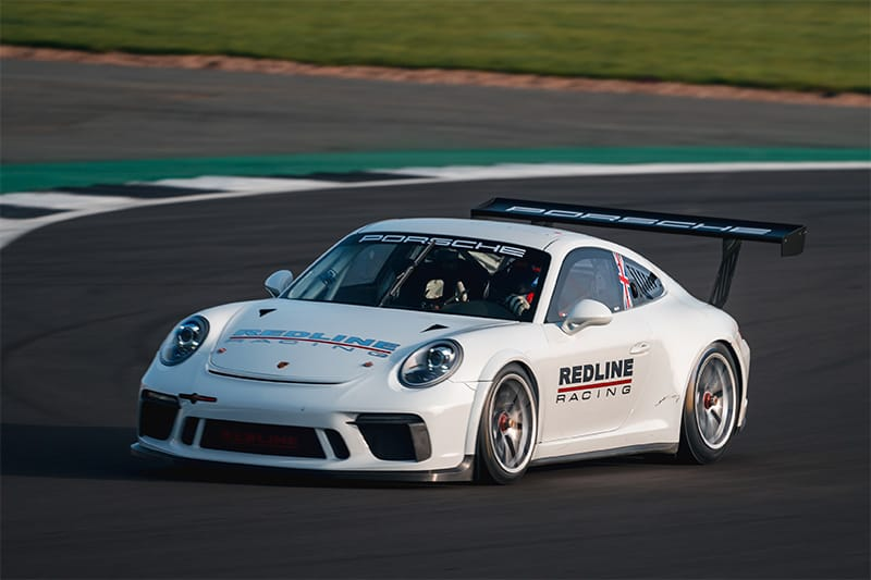 Team Redline Racing - Porsche Carrera Cup GB