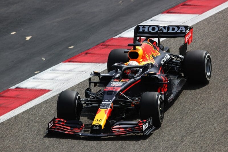 Verstappen fastest overall on first day of 2021 Formula 1 testing