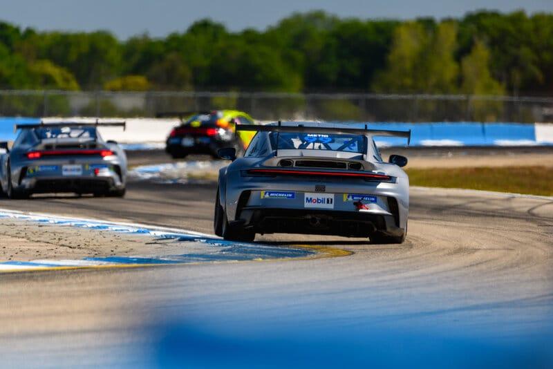 Alan Metni - Porsche Carrera Cup North America