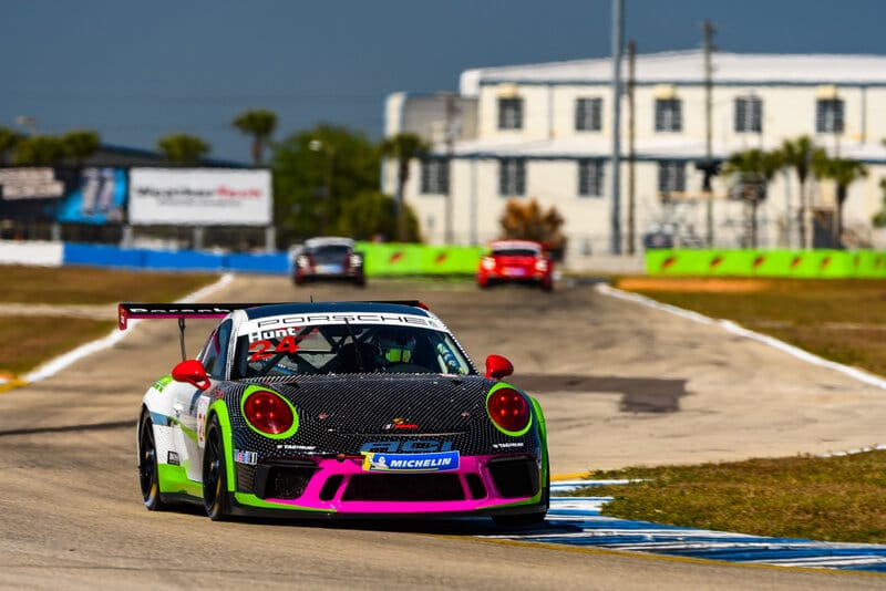 Kurt Hunt - Porsche Carrera Cup North America