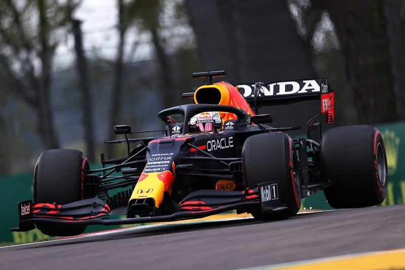 Verstappen Victorious with Masterclass at incident-laden Imola - The Checkered Flag