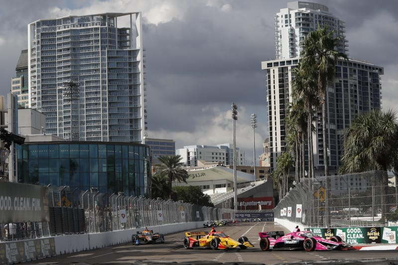 PREVIEW: 2021 NTT IndyCar Series - Firestone Grand Prix of St. Petersburg - The Checkered Flag