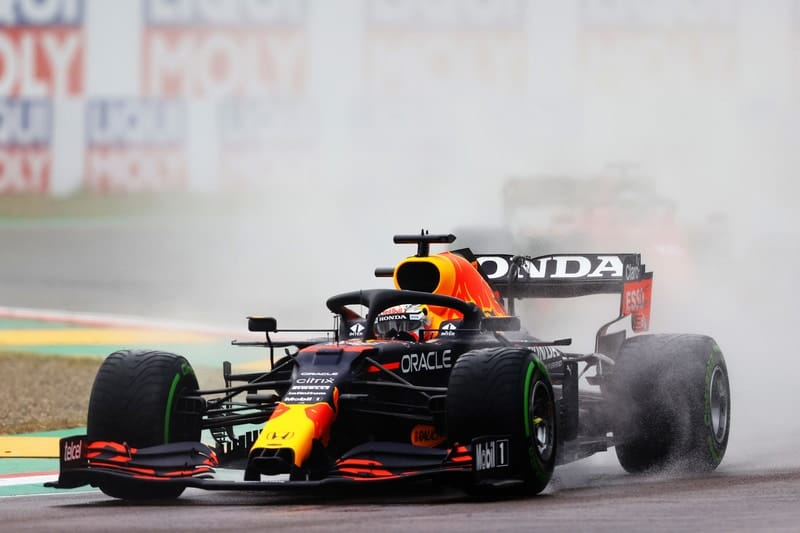 """We won because we made the right calls"" - Verstappen - The Checkered Flag"