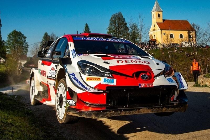 Rally Croatia Winner Ogier
