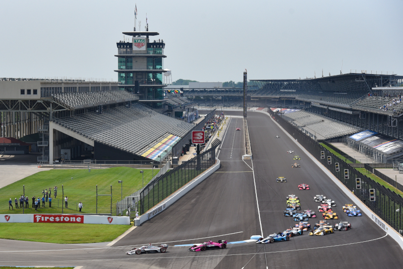 PREVIEW: 2021 NTT IndyCar Series - GMR Grand Prix - The Checkered Flag