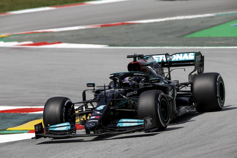 Spanish Grand Prix Friday Round-up: Mercedes Reign Supreme - The Checkered Flag