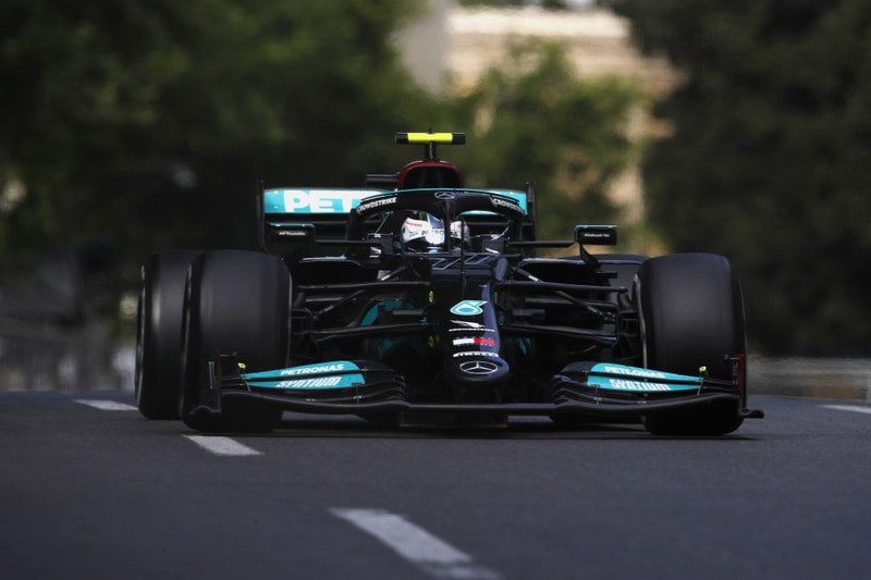 """""""I was lacking pace, as I have been all weekend"""" - Valtteri Bottas - The Checkered Flag"""