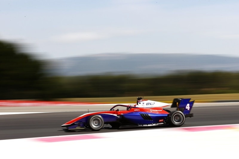 Doohan wins wet F3 feature race in France - The Checkered Flag