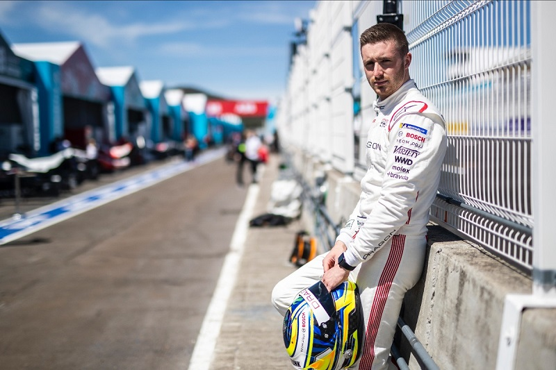 """Joel Eriksson: """"Formula E has been on my wish list for several years"""" - The Checkered Flag"""