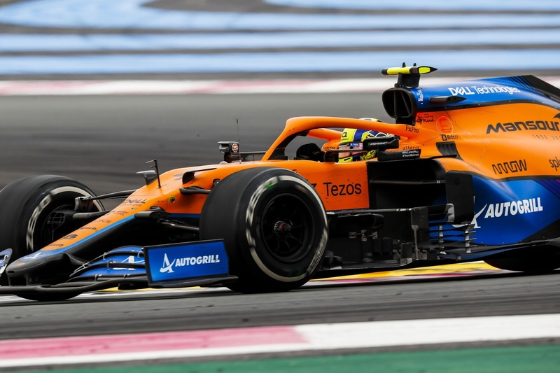 """""""I wasn't expecting a P5"""" - Lando Norris - The Checkered Flag"""