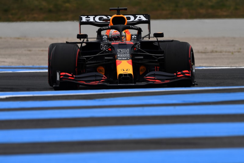 Verstappen Ruins Mercedes's Clean Sweep By Topping Final Practice At The French Grand Prix - The Checkered Flag
