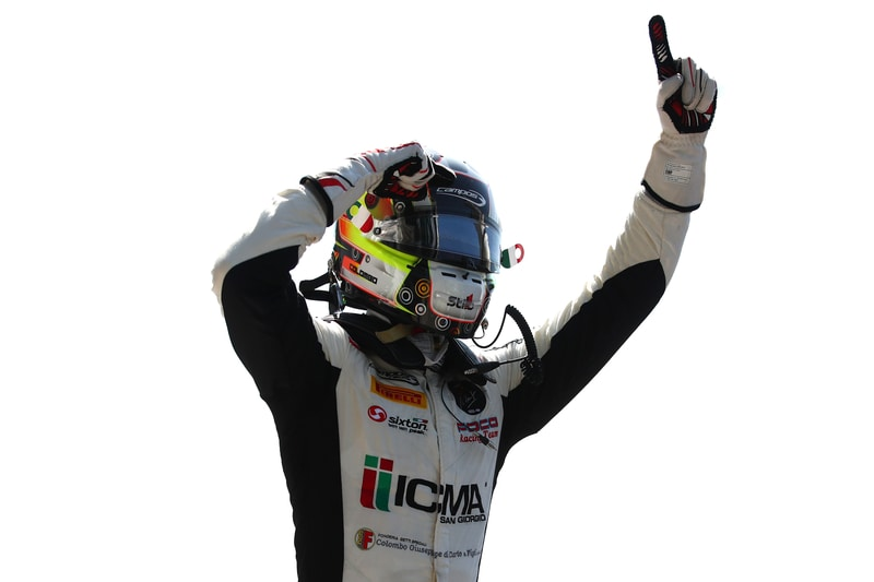 Colombo wins first F3 Race in Hungary, Hauger handed huge title boost - The Checkered Flag