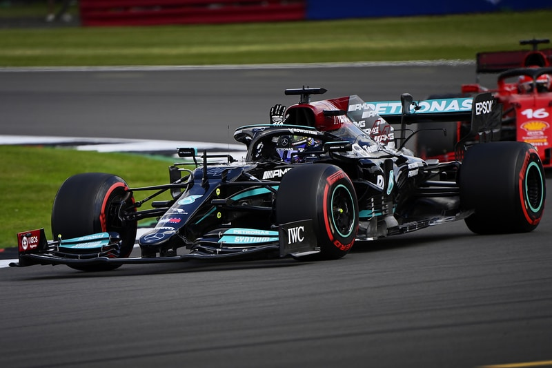 Controversy at Copse as Hamilton takes it home at Silverstone - The Checkered Flag