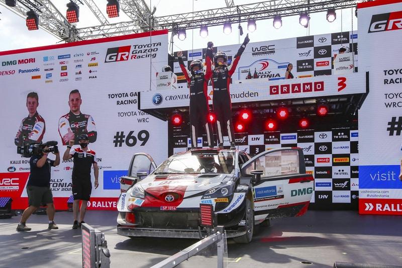 WRC Estonia Winner