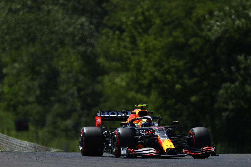 """""""It was not an easy day on track"""" - Max Verstappen - The Checkered Flag"""