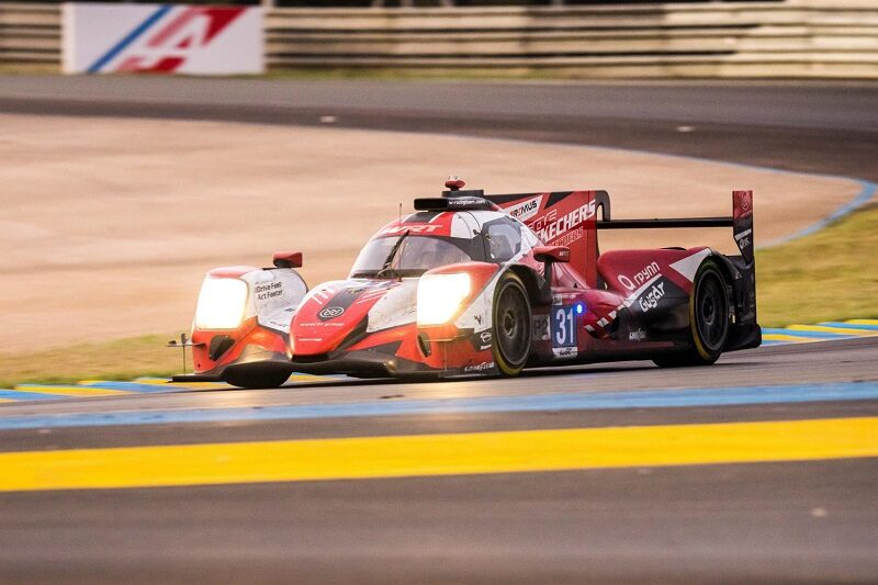 #31 Team WRT LMP2 class winner of the 2021 24 Hours of Le Mans