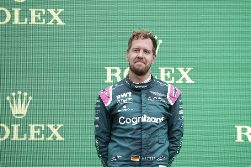 FIA rejects Aston Martin's right of review following Vettel's Hungary disqualification