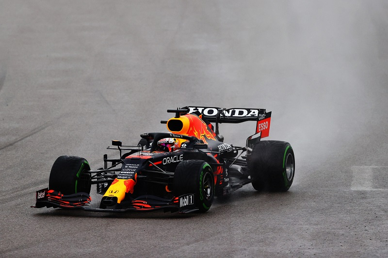 """Max Verstappen: """"We made a great decision with the timing and took the right lap to pit"""" - The Checkered Flag"""