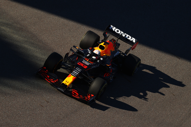 """""""Best to take the engine penalty here in Russia"""" - Max Verstappen - The Checkered Flag"""
